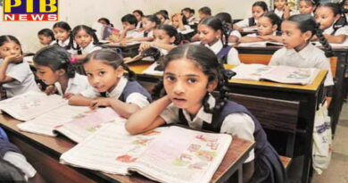 PSEB students of class 5 - 8 and 10th will be promoted in punjab without examination-haryana also examinations of 10 Chandigarh