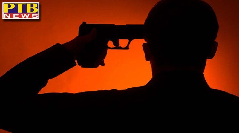 mla simrjeet singh bains security man dead after receiving rifle bullet shot in head Punajb ludhiana PTB Big breaking News