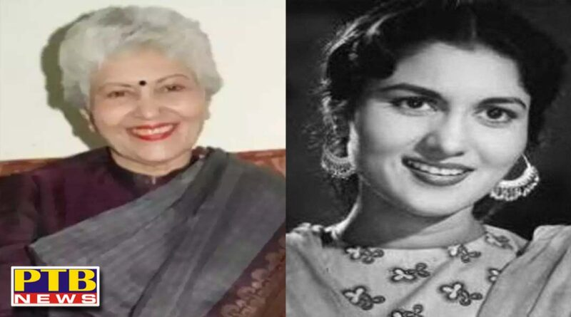 Famous Actress Shashikala Dies At 88 Played supporting roles in hundreds of films Mumbai