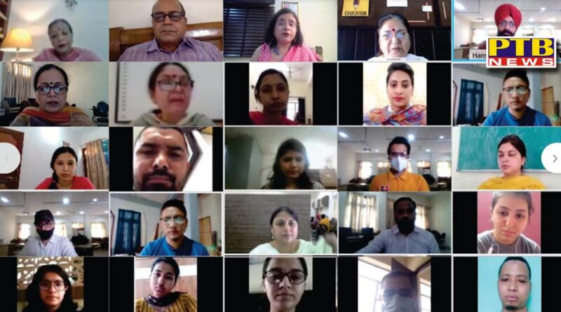 HMV Celebrates International Day of Immunology Jalandhar