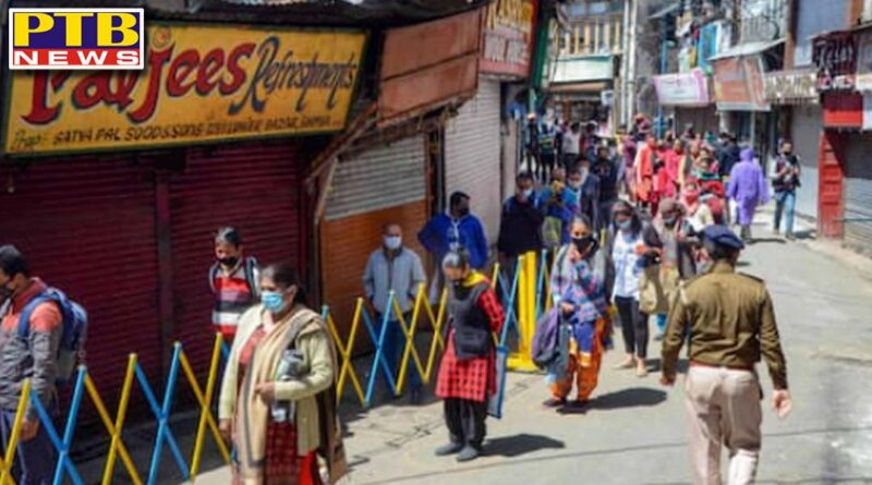 corona restrictions increased only 50 people allowed to attend marriage covid 19 guideline himachal pradesh shimla HP Jairam Thakur Government