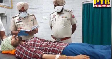 delhi police tortured lakha sidhana cousin Gurjeet Singh in delhi Punjab Bhatinda
