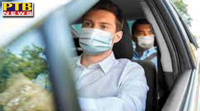 delhi high court rules mask mandatory even if person is driving alone states it as suraksha kavach delhi