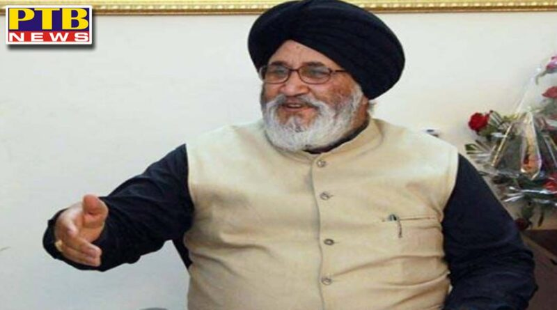 Ban on political rallies Punjab Mangda Jawab is a direct result of the success of rally Dr Daljit Singh Cheema said that the government wants to stop boiling public anger Punjab Chandigarh