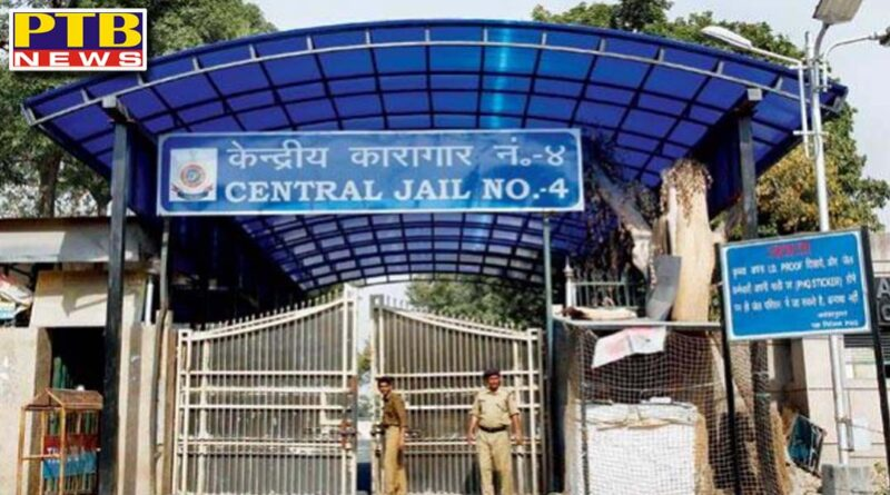 corona in tihar jail 190 prisoners of infection 2 killed now 67 active cases Delhi