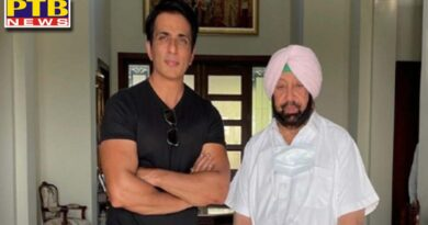 covid19 vaccination drive punjab government appointed actor sonu sood as brand ambassador