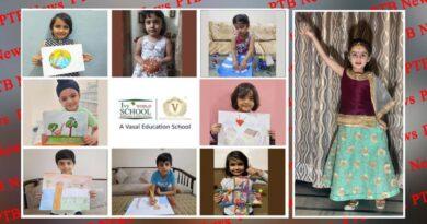 Ivy World School Jalandhar Talent Fiesta
