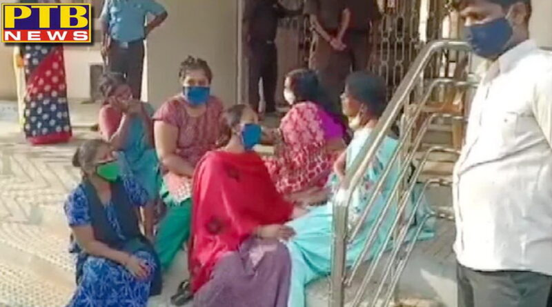 delay in delivery of oxygen in karnataka hospital 24 covid patients died
