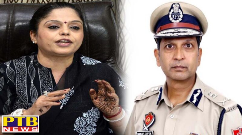 The officer of SHO Navdeep Singh, who was awarded the DGP with a communication disc three years ago, was honored SHO Navdeep Singh suspended after orders from DGP Punjab Punjab Women Commission chairperson Manisha Gulati also got angry, what did DGP Punjab Dinkar Gupta say