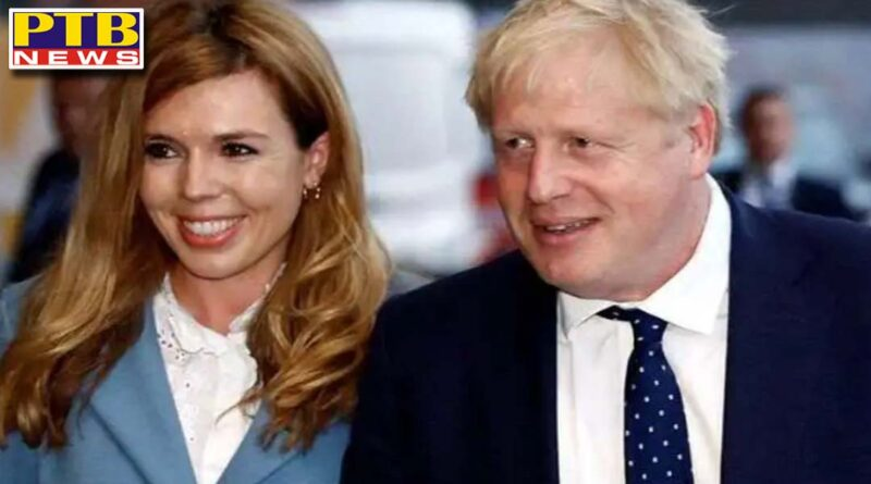 British Prime Minister Boris Johnson marries secretly bride is 23 years younger in age