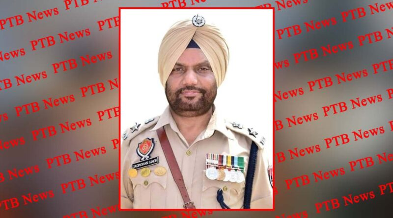 DCP Jagmohan Singh Law and Order of Jalandhar issued orders for different restrictions