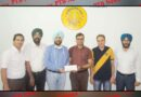 The teachers guiding the students of Lyallpur Khalsa College, are also making progress in the field of studies,