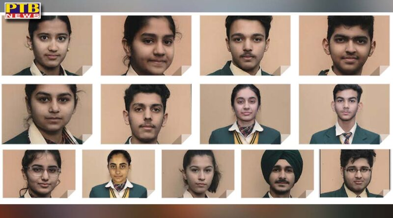 Ivy World SchoolContinues To Touch The Stars In AISSCE 2020-21 Jalandhar