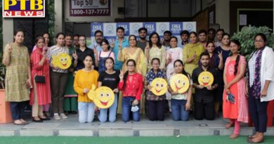CT Public School's Amanvir and Sukriti scores 95.6% in Non Medical Jalandhar