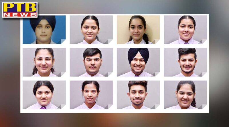 Cambridge International School Dasuha performed best in class XII examination results like every year