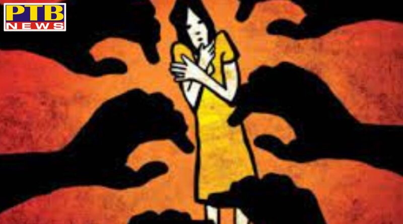 ludhiana three brothers misdeed with adopted girl in punjab