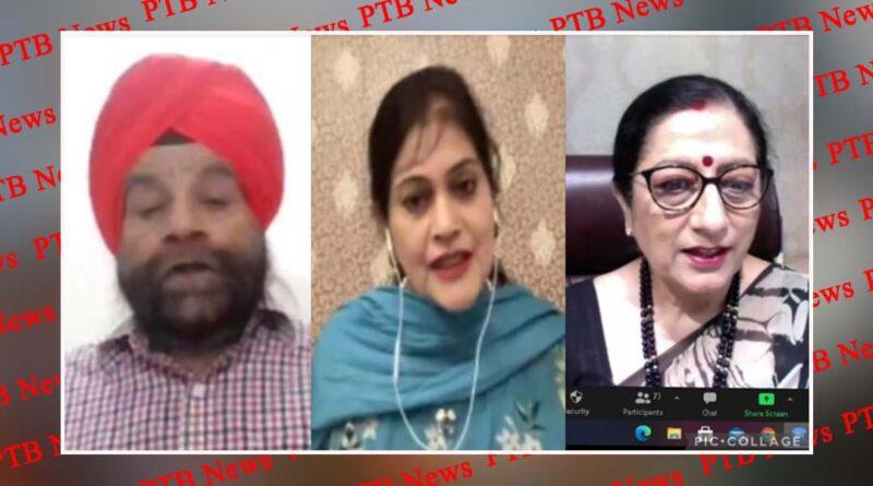 KMV successfully organises Hindi Samarpan Samaroh