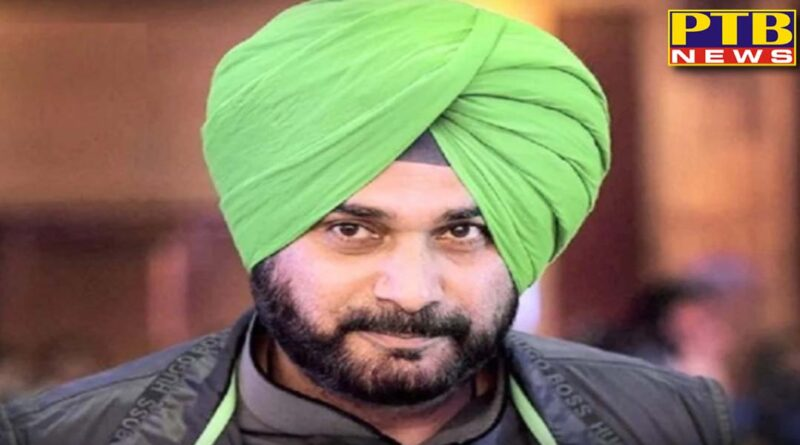 sidhu withdrew his resignation after 18 days said after meeting rahul everything is fine