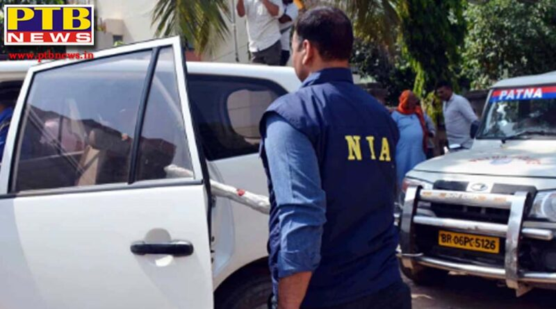 ani action against terror intensified raid over 18 places in delhi ncr up and jammu