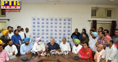 After CM Arvind Kejriwal, Deputy CM Manish Sisodia reached Jalandhar Said to mislead the people engaged in sugarcane before the election like a captain amarinder Singh Jalandhar