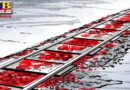 two people killed on chandigarh amritsar express train during crossing in ludhiana Punjab