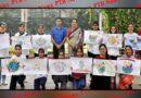 KMV celebrates World Food Day with full zeal and enthusiasm
