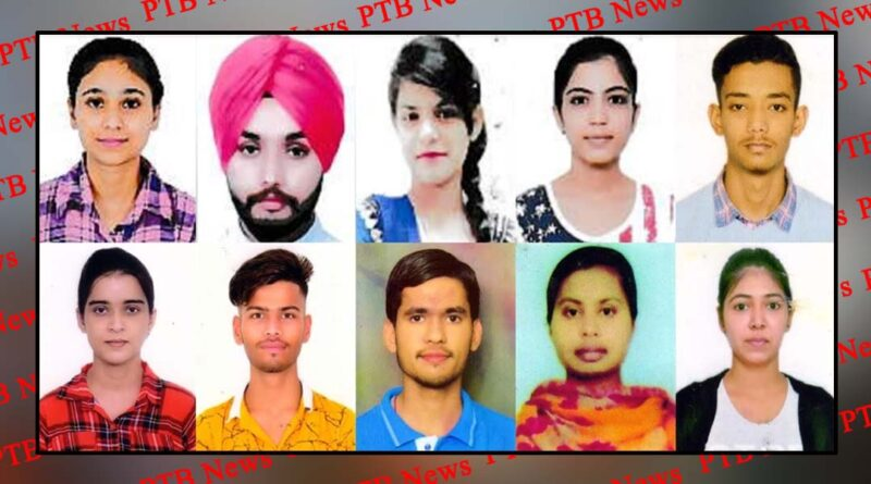 St Soldier students shine in GNDU